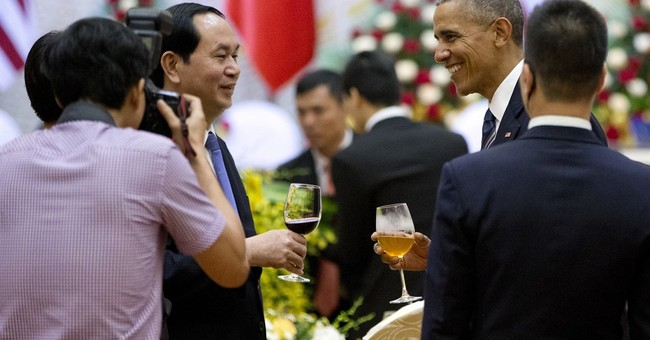 The Latest: Peace Corps to set up programs in Vietnam