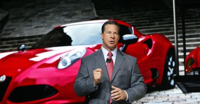 Fiat Chrysler names new head of Alfa Romeo and Maserati