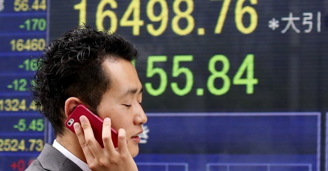 Europe higher, Asia slumps amid expectations Fed rate hike