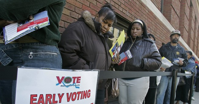 Judge: Law trimming early voting in Ohio is unconstitutional