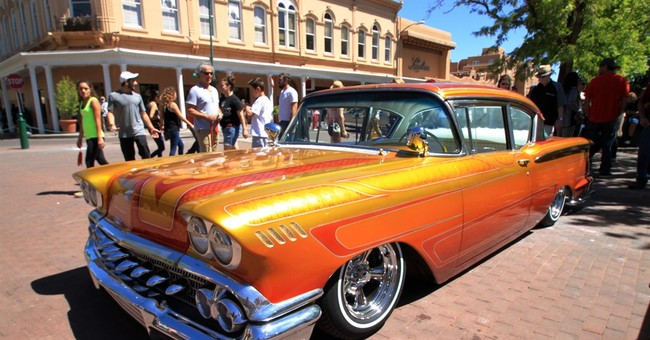Lowrider car culture takes summer spotlight in New Mexico
