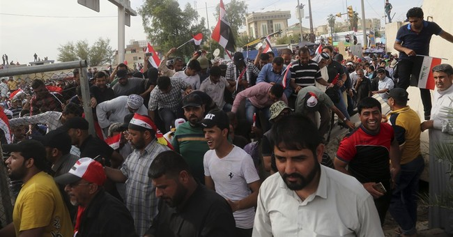 IS attacks undermine Iraqi state in war weary capital