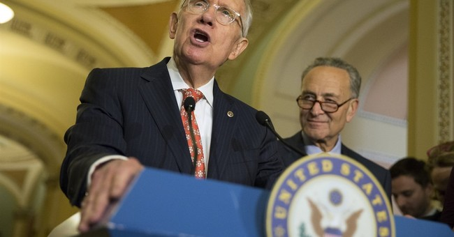 Sen. Reid calls for people to 'lay off' Bernie Sanders