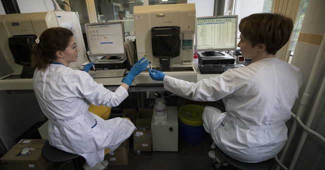 Doping lab stands quiet as Russia swept by scandals