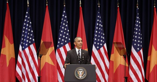 The Latest: White House protests to Vietnam over activists