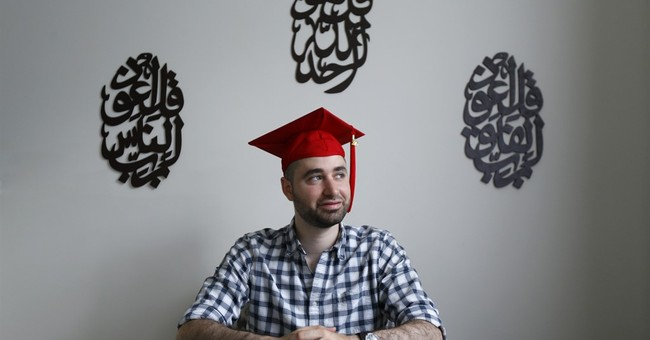 Refugees and scholars: Colleges offer war-torn a route to US