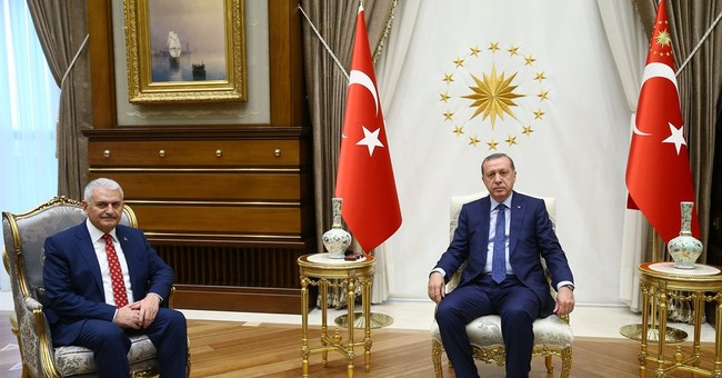 Turkey's president approves new government led by ally