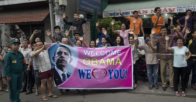 On human rights, Obama finds Vietnam a work in progress