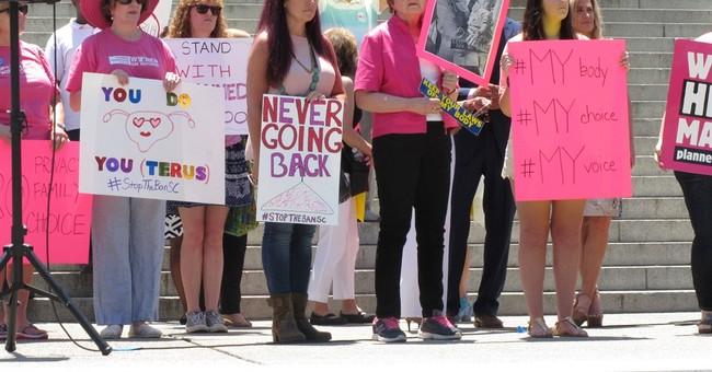 South Carolina Governor signs 20-week abortion ban