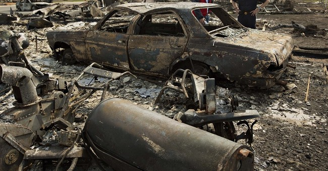 Bank of Canada: Economy will shrink due to Alberta wildfires