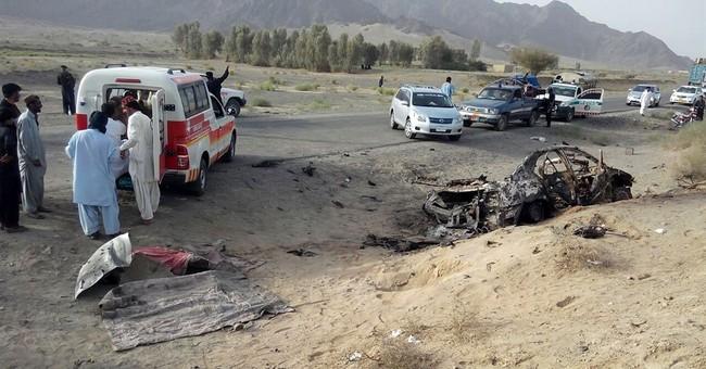 Pakistan: 'All indicators' confirm US killed Taliban leader