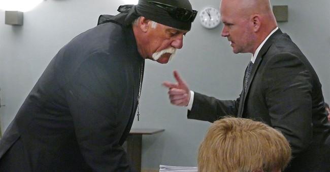 The Latest: In Gawker fight, Hogan has billionaire in corner