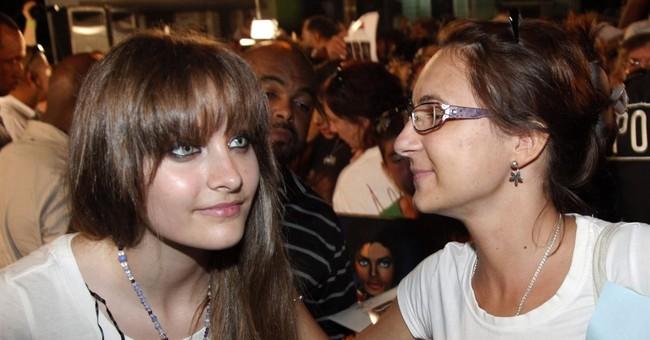 Michael Jackson's daughter, Paris, reveals tattoo tribute