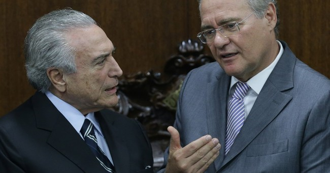 Recordings put pressure on allies of Brazil's acting leader