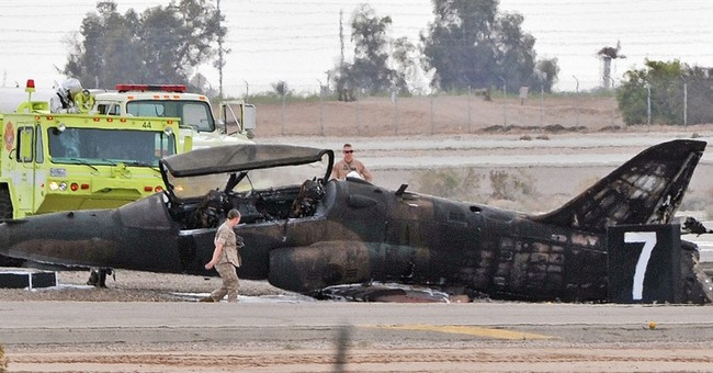 Feds blame pilot error, lack of oversight in Marine's death