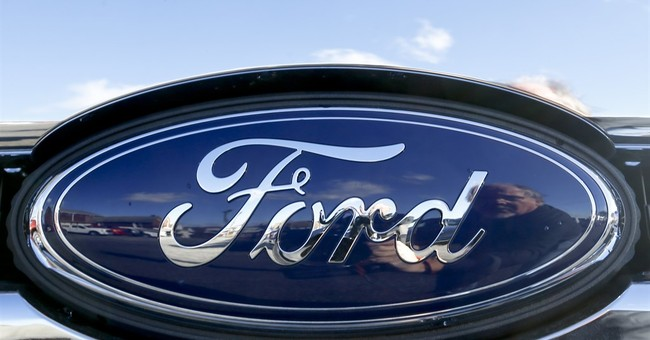 Ford recalls 271K pickups to fix brake fluid leak