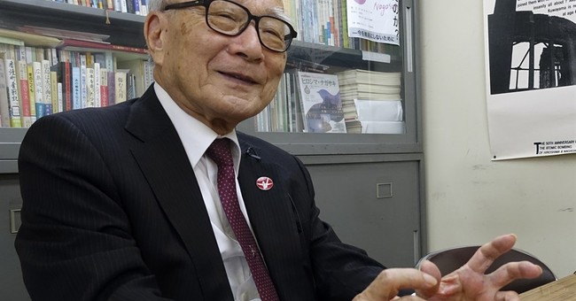 VOICES: A-bomb survivors leader says Japan shares blame, too