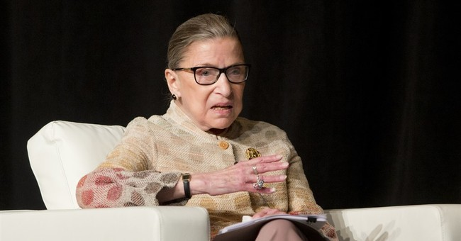 Ginsburg: Having only 8 justices hamstrings Supreme Court
