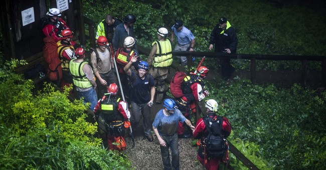 After harrowing cave escape, operator considers safety