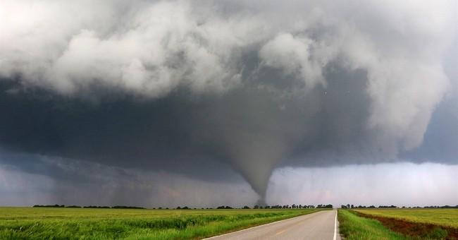 90-minute tornado a rarity, even where tornadoes are common