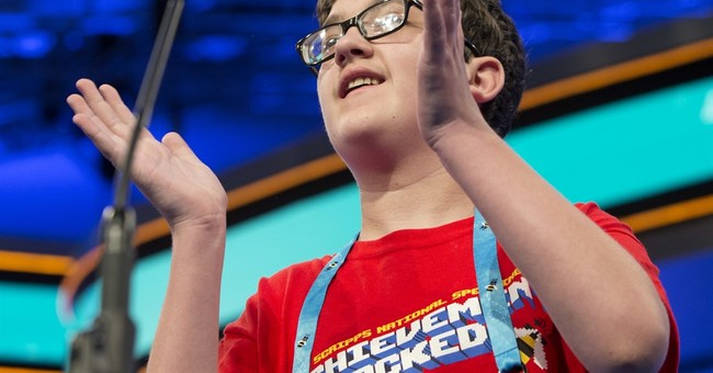 National Spelling Bee co-champions include youngest ever