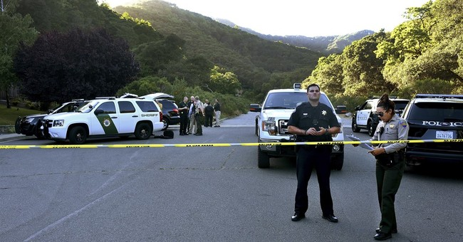 Slaying suspects attended same California school as victim