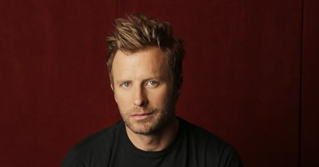 Dierks Bentley goes dark on his new relationship record