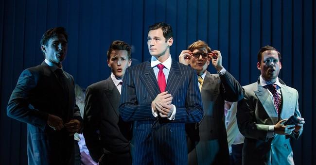 Dark musical 'American Psycho' feels the knife