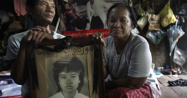 Democracy helps fulfill long-dead Myanmar teen's last wish