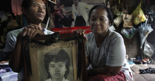 Democracy helps fulfill long-dead Myanmar teen's last wish