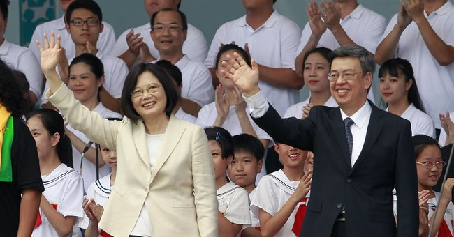 New Taiwan president to visit allies Panama, Paraguay