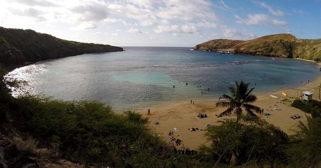 Dr. Beach names Hawaii's Hanauma Bay best beach in America