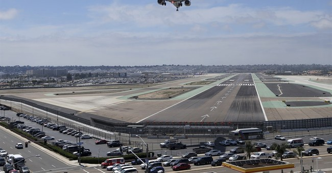 AP: Intruders breach US airport fences about every 10 days