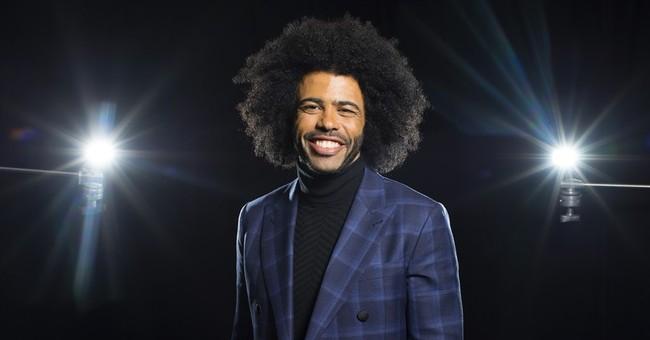'Hamilton' star Daveed Diggs enjoys access to new world