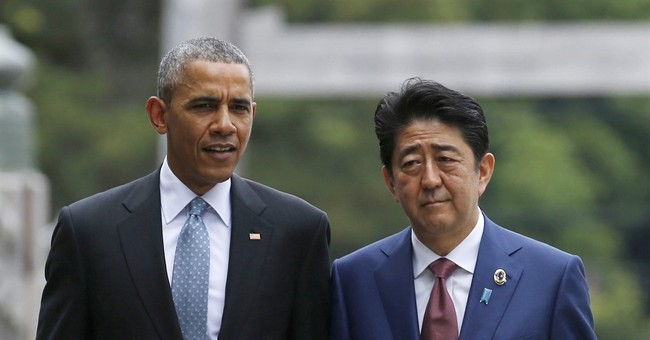 Nuclear-free aspirations of Obama, Abe conflict with reality