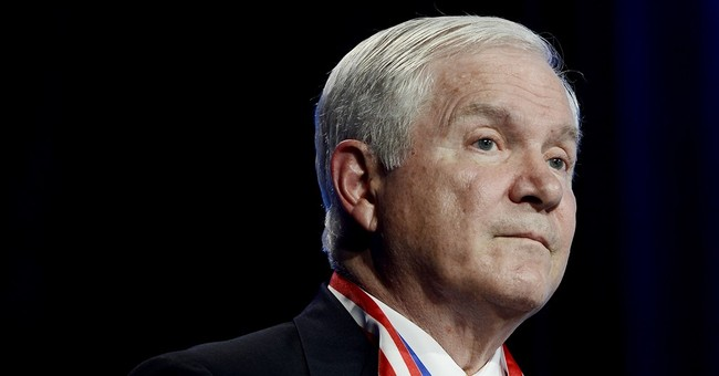 Gates leaves Boy Scouts presidency, defends gay adult policy