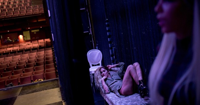 AP PHOTOS: Israeli transgender contestants ready for finals