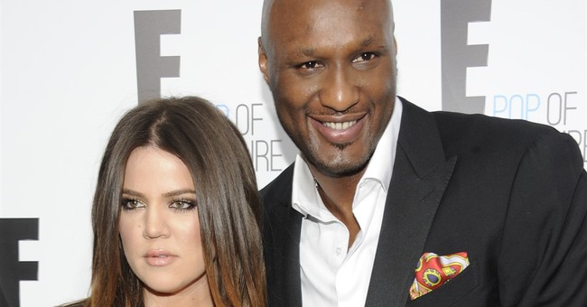 Khloe Kardashian files to divorce Lamar Odom - again
