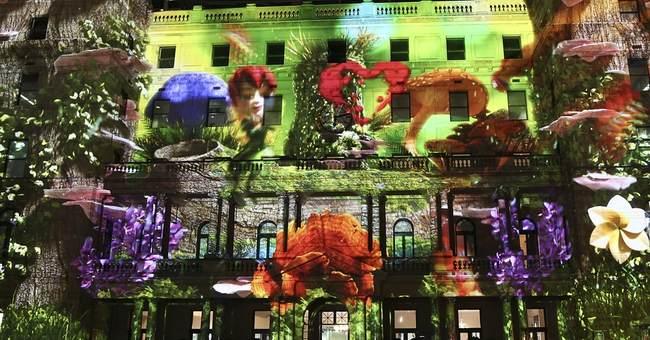Image of Asia: Lighting up 'Sydney's Hidden Stories'