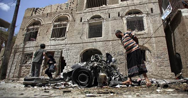 WHO: Nearly 960 killed in attacks on hospitals in 2 years