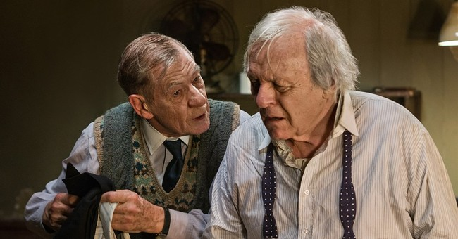 Anthony Hopkins overcomes his stage fright in 'The Dresser'