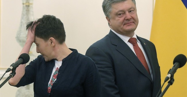 Savchenko's return heralds new turmoil in Ukraine