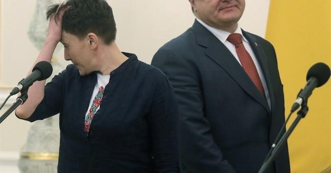 Savchenko's return heralds new turmoil in Ukraine