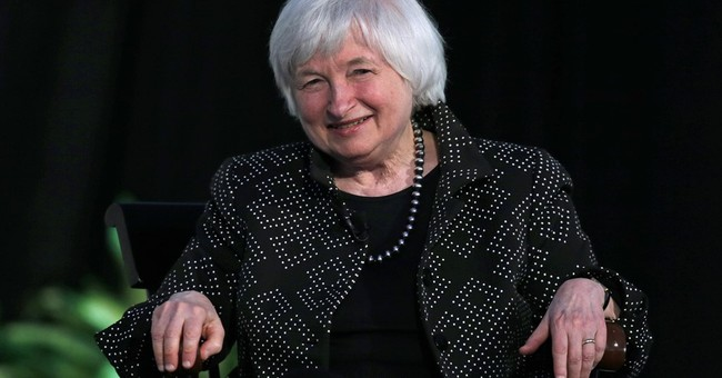 Janet Yellen says Fed could raise rates in coming months