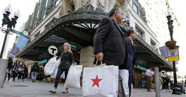US consumer sentiment up in May to highest in nearly a year