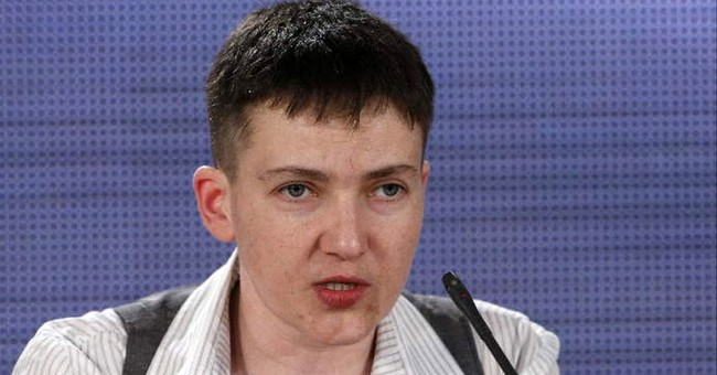 Savchenko: I could run for president if Ukrainians want it