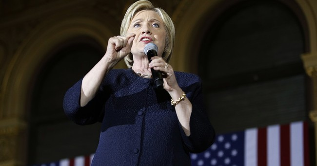 Never mind Trump, GOP uniting under banner: 'Never Hillary'