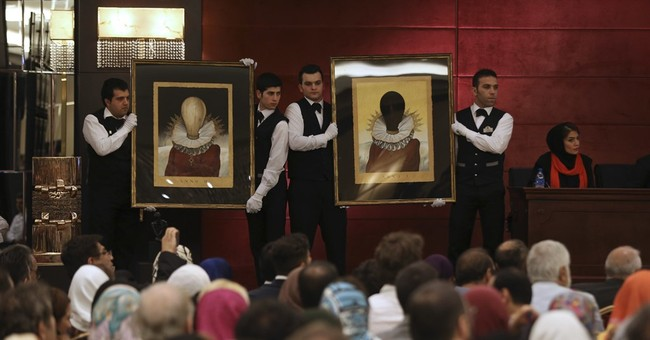 After nuclear deal, Iranian art auction sees $7.4M in sales