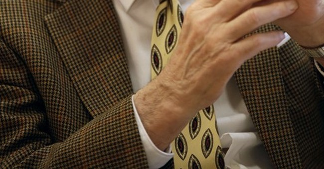 The Latest: Woman says Dr. Heimlich used namesake maneuver