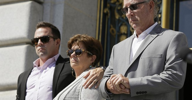 Parents of woman killed in San Francisco sues city, feds